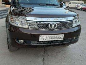 Used Tata Safari Storme 2.2 EX 4X2, 2013, Diesel MT for sale in Ahmedabad