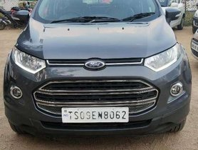 Used Ford EcoSport Titanium 1.5 TDCi, 2016, Diesel MT for sale in Hyderabad