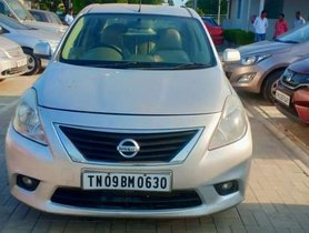 Used Nissan Sunny XV, 2011, Petrol MT for sale in Chennai