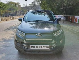 Used Ford EcoSport 2014 MT for sale in Pune at low price