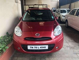 Used Nissan Micra XV Premium Diesel, 2012 AT for sale in Madurai