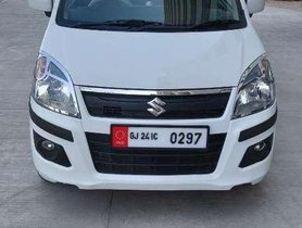 Used Maruti Suzuki Wagon R VXI + AMT (Automatic), 2016 Petrol AT for sale in Vadodara