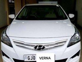 Used Hyundai Verna 1.4 CRDi 2016 MT for sale in Rajkot