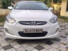 Used 2012 Hyundai Verna MT for sale in Palai