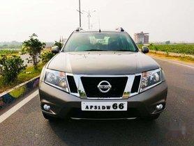 Used Nissan Terrano XL (D), 2016, Diesel MT for sale in Vijayawada