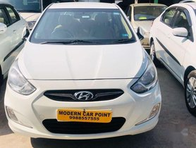 Used Hyundai Fluidic Verna 1.6 CRDi SX, 2012, Diesel MT for sale in Chandigarh