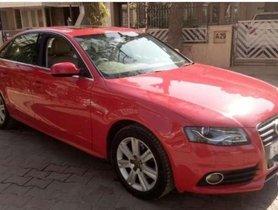 Used Audi A4 2.0 TDI (177bhp), Premium Sport, 2012, Diesel AT for sale in Ahmedabad