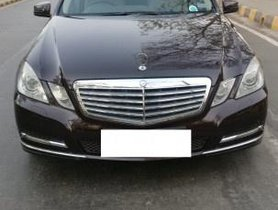 Used 2011 Mercedes Benz E-Class E200 CGI Blue Efficiency AT 2009-2013 car at low price