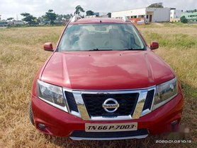 Used Nissan Terrano 2013 MT for sale in Coimbatore