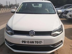 Used 2015 Volkswagen Polo MT for sale in Ludhiana