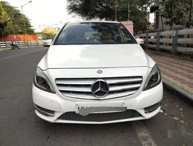 Used 2013 Mercedes Benz B Class Diesel AT for sale in Pune