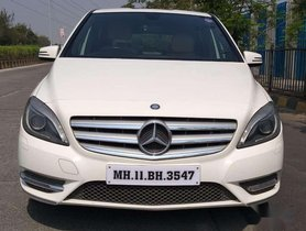 Used 2013 Mercedes Benz B-Class B180 AT for sale in Mumbai