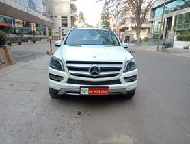 2013 Mercedes Benz GL-Class 2007 2012 350 CDI Luxury AT for sale in Bangalore