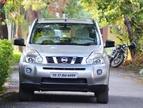 2011 Nissan X Trail SLX MT for sale at low price in Coimbatore