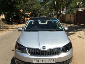 Used 2016 Skoda Octavia AT for sale in Chennai