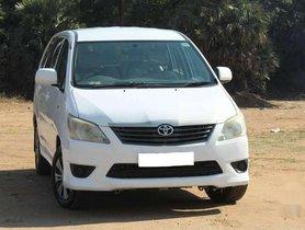 Used Toyota Innova 2013 AT for sale in Vadodara