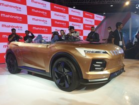 Mahindra XUV500 Previewed By Funster Concept