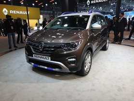Renault Triber Turbo Variant In The Offing