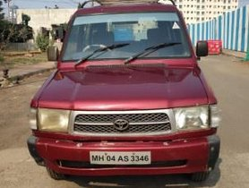 Used 2001 Toyota Qualis FS B3 MT car at low price in Mumbai
