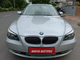 2009 BMW 5 Series 2003-2012 AT for sale at low price in Ahmedabad