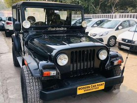 Used Mahindra Thar CRDe 2014 MT for sale in Chandigarh