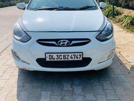 Used 2013 Hyundai Verna 1.6 CRDi SX AT for sale in Gurgaon