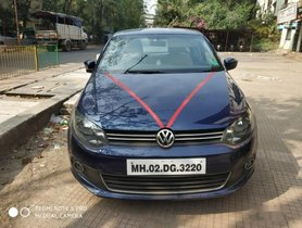 Used 2013 Volkswagen Vento Petrol Highline MT car at low price in Mumbai