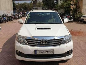 Used Toyota Fortuner 3.0 4x2 Manual, 2013, Diesel MT for sale in Goregaon
