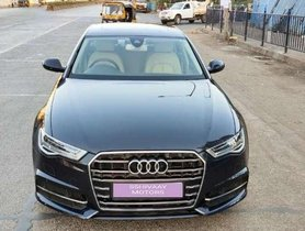 Used Audi A6 2018 AT for sale in Mumbai