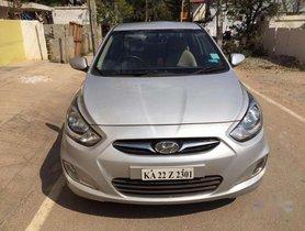 Used Hyundai Verna 1.6 VTVT SX 2014 MT for sale in Nagar
