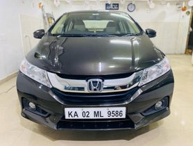 2016 Honda City V MT for sale at low price in Bangalore