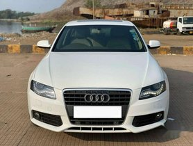 Used 2011 Audi A4 AT for sale in Ernakulam