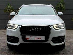 Used Audi Q3 2.0 TDI quattro Premium Plus, 2013, Diesel AT for sale in Patiala