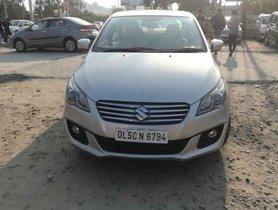 2017 Maruti Suzuki Ciaz MT for sale in Ghaziabad
