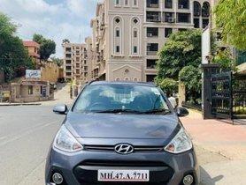 Hyundai Grand i10 2015 AT Asta for sale in Mumbai