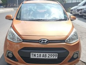 Used Hyundai Grand i10 1.2 CRDi Asta 2014 MT for sale in Chennai