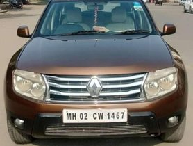 Used Renault Duster 85 PS RxL Diesel (Opt), 2013 MT for sale in Mumbai