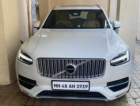 2016 Volvo XC90 AT 2007-2015 for sale at low price in Nashik