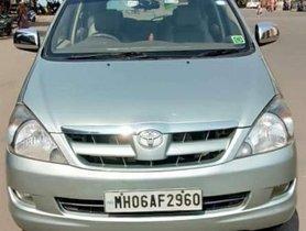 Used Toyota Innova 2.5 V 8 STR, 2006, Diesel MT for sale in Mumbai