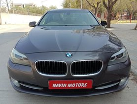 BMW 5 Series 2010-2013 530d AT in Ahmedabad