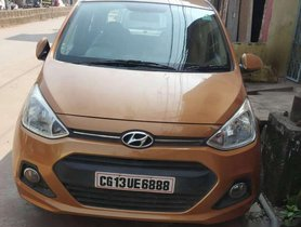 Used Hyundai i10 2014 MT for sale in Raigarh