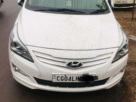 Used 2016 Hyundai Verna MT for sale in Raipur