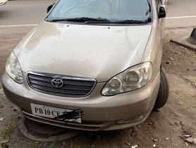 Used Toyota Corolla 2008 MT for sale in Ludhiana