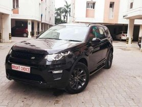 Used 2019 Land Rover Discovery AT for sale in Chennai