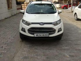 Used Ford Ecosport Titanium 1.5 TDCi, 2014, Diesel MT for sale in Karnal
