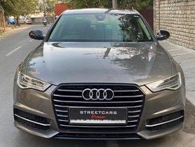 Audi A6 35 TDI AT 2016 in Bangalore