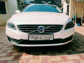 2014 Volvo S60 D4 KINETIC AT for sale at low price in Hyderabad