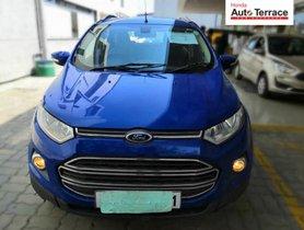 2016 Ford EcoSport 1.5 TDCi Titanium Plus BSIV MT in Chennai