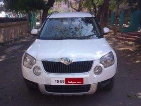 2011 Skoda Yeti Elegance 4X4 MT for sale at low price in Coimbatore