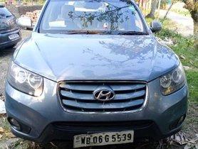 Hyundai Santa Fe 4X4 MT 2011 in Kolkata